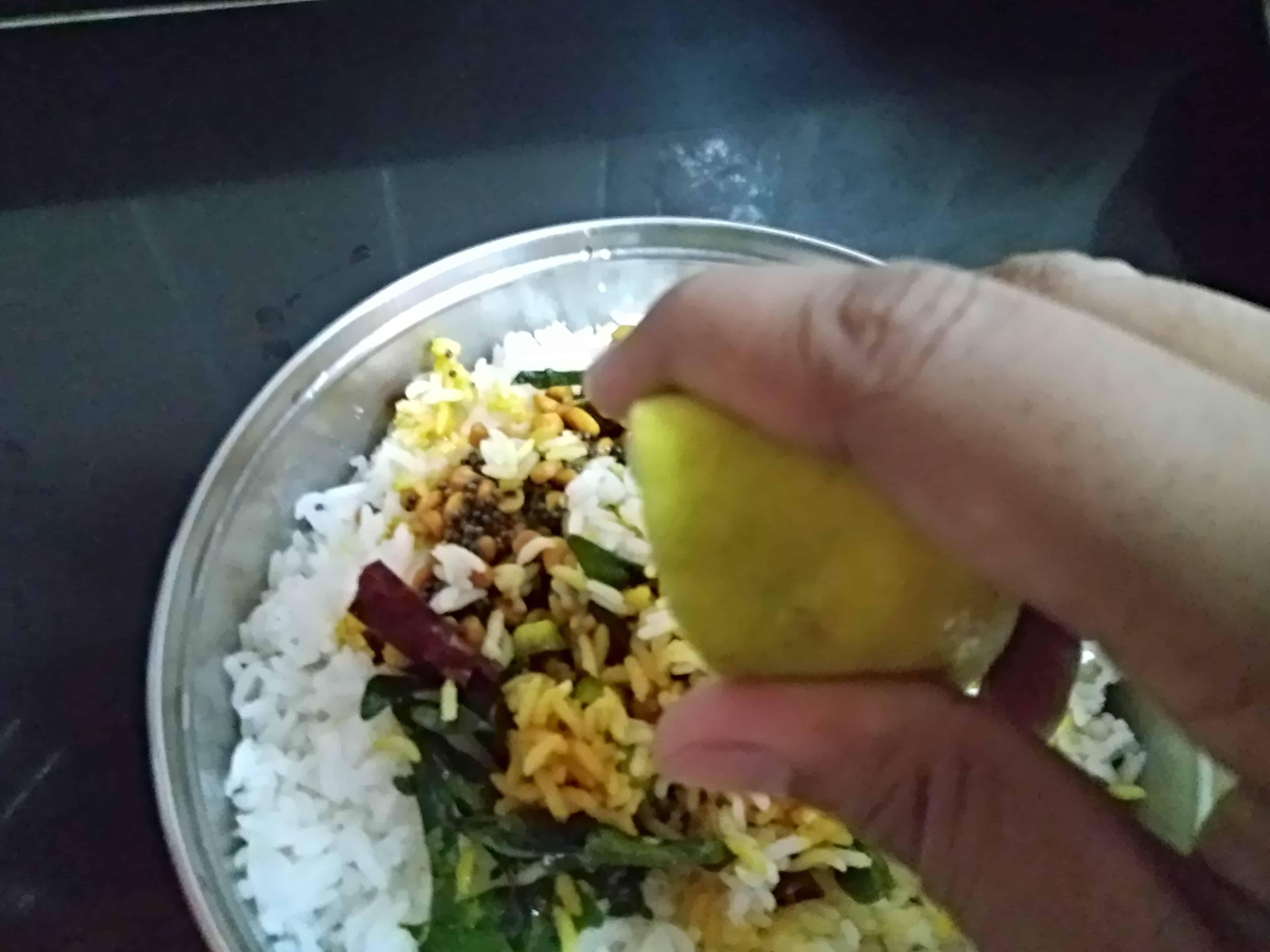 Lemon Rice / Variety Rice / Kalavai Sadam – Masalachilli - A