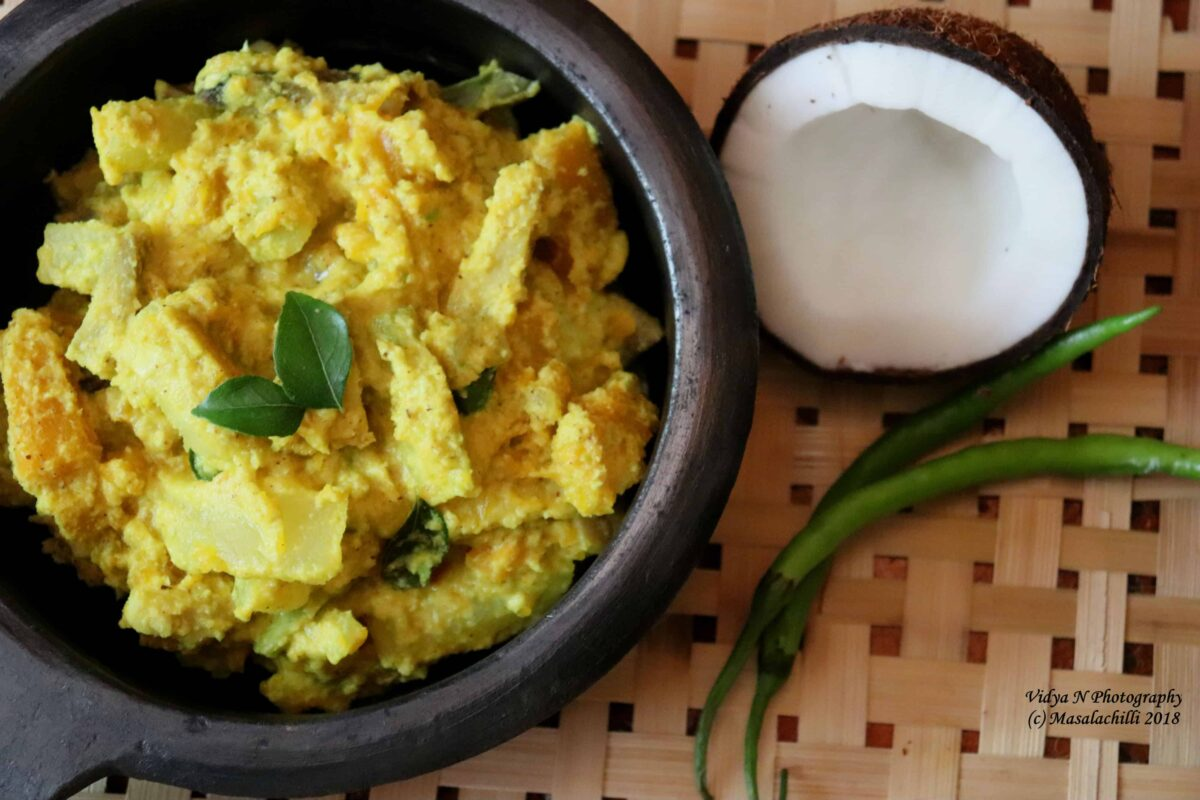 Avial (South Indian Mix Veg Coconut Curry)