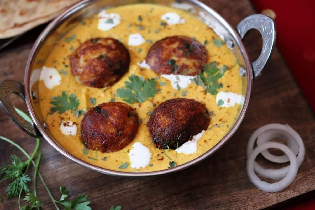Malai Kofta recipe