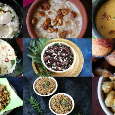 Aadi Masam Recipes – Significance of Festival and Important Days