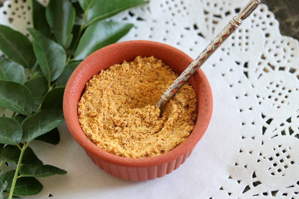 Spicy Sundal Podi