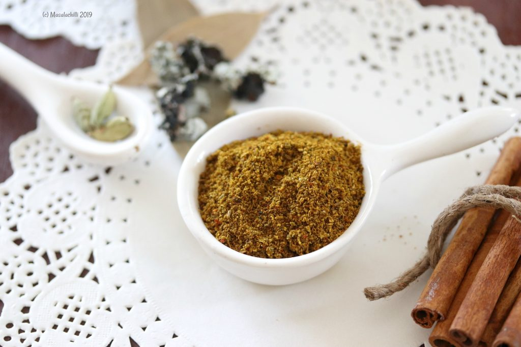 Maharashtrian Masala which can be used in Masale Bhat, amti
