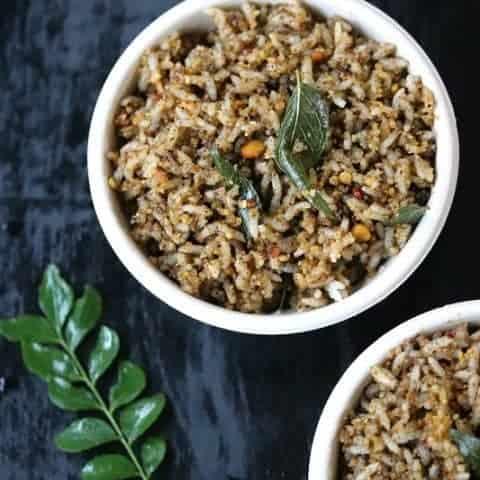 Ellu sadam Sesame rice