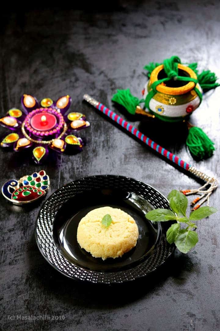 Palkova – Traditional South Indian Milk Sweet