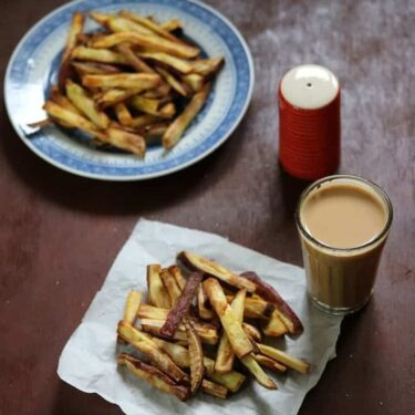 Sweet Potato Fries in Air Fryer