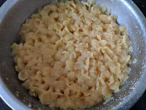 Cooked Toovar Dal or Arhar Dal