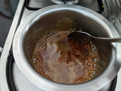 Melted Jaggery
