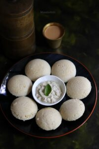Proso Millet Idli (No Rice Idli Recipe)