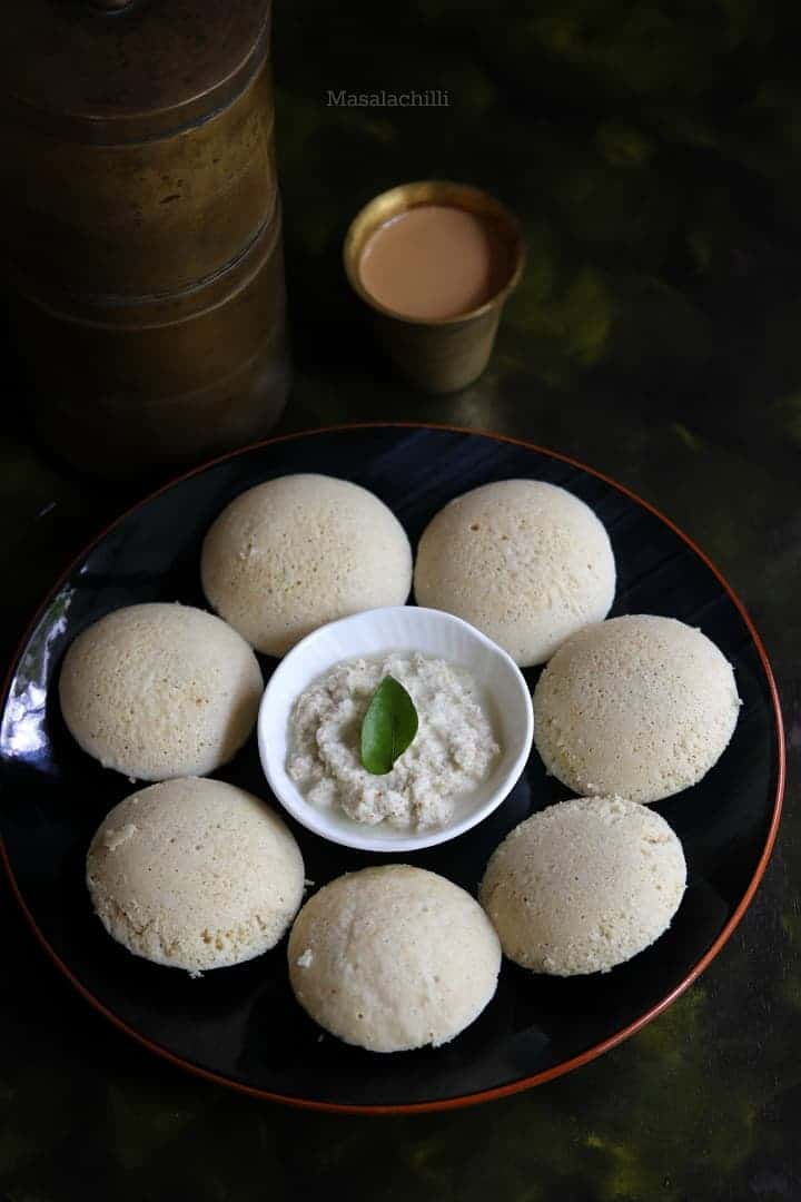 Proso Millet Idli (No Rice Idli Recipe)