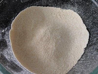 Sifted whole wheat flour