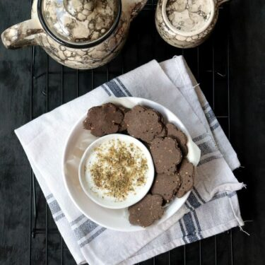 Buckwheat Crackers – Easy Gluten Free Vegan Snack