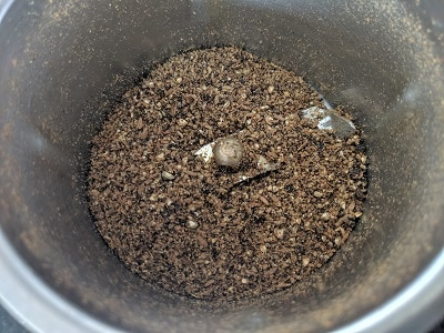 Freshly ground black pepper and jeera